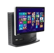 RM uno ecoquiet 965 Intel Dual Core t3200 2.00 GHz PC all-in-One Sistema di grado B