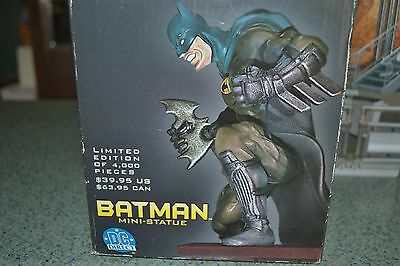 DC Universe DC DIRECT BATMAN clock tower statue limited edition of 4000
