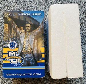 Al-McGuire-SGA-Statue-Marquette-University-NCAA-BASKETBALL-CHAMPIONS-1974-1977