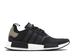 Adidas-Originals-Mens-NMD-R1-Runner-Core-Trail-BA7251-SZ-10
