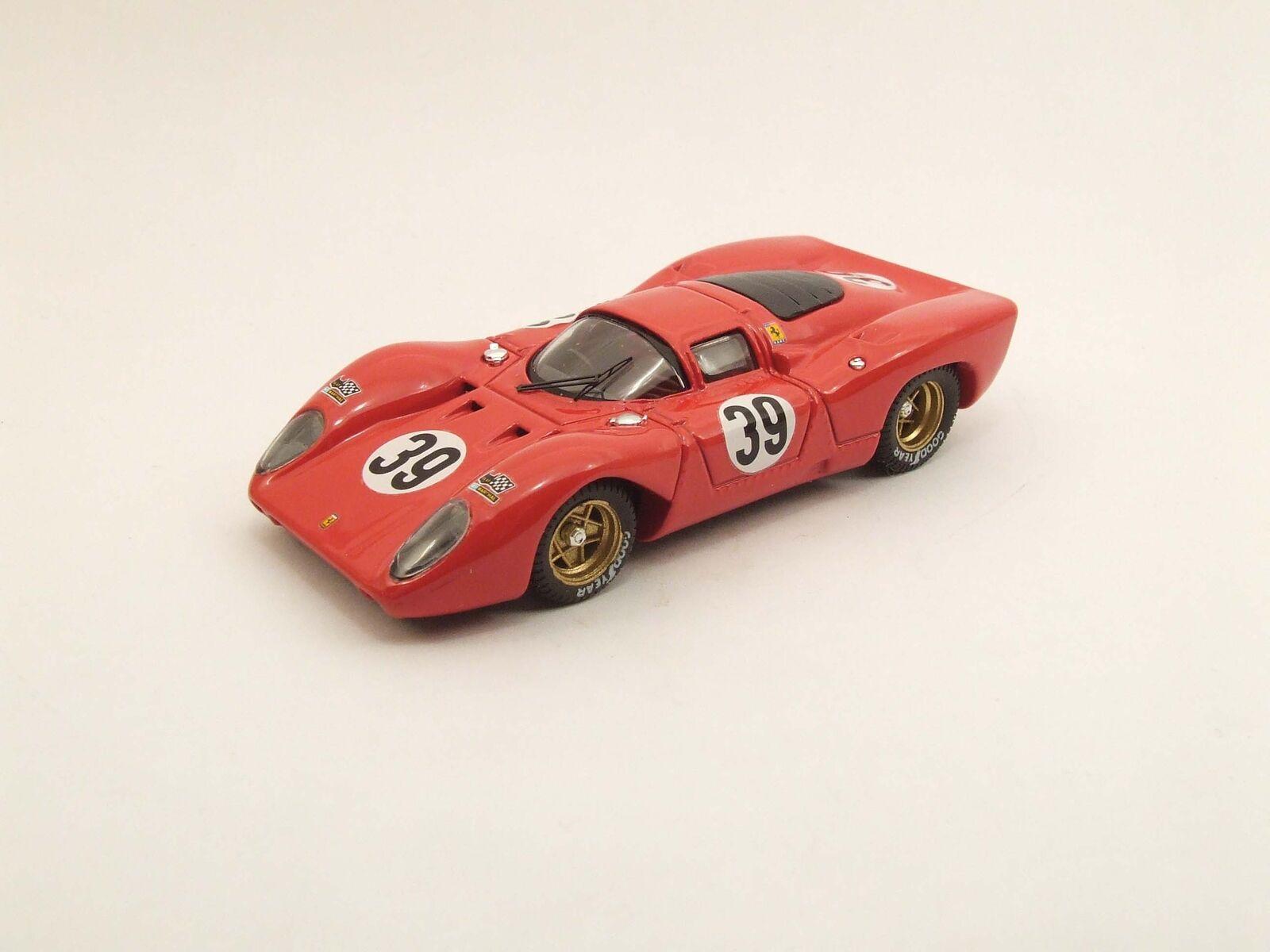 Ferrari 312 P Le Mans  1970 Posey Adamowicz  39 Best 1 43 be9438 diecast  prix raisonnable