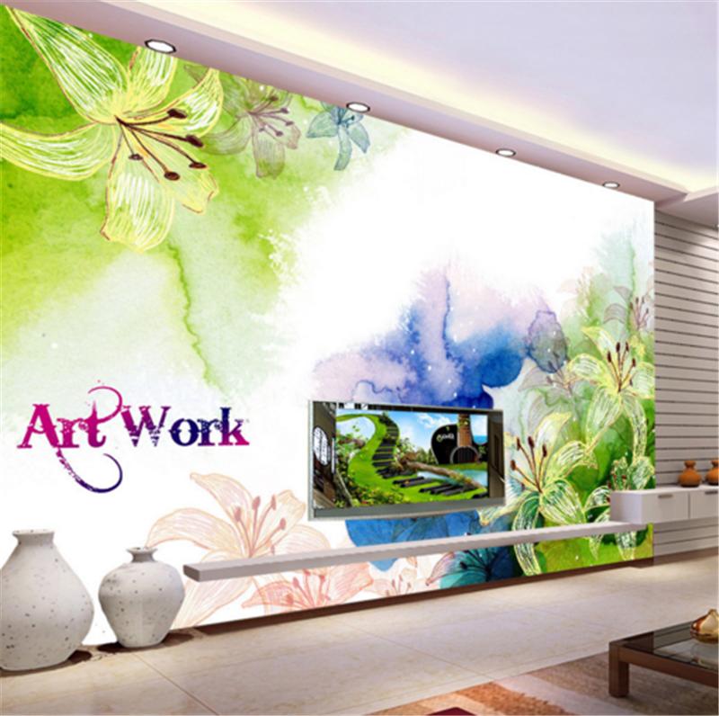 3D Gemalte Natur 4 Tapete Tapeten Mauer Foto Familie Tapete Wandgemälde DE Lemon