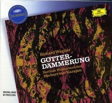 Herbert von Karajan - Goetterdaemmerung (Complete) [New CD] Holland - Import