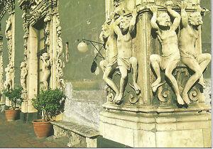 CARTOLINA-SICILIA-SICILY-POSTCARD-CATANIA-PALAZZO-BISCARI