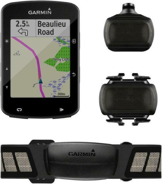 Autorisé Garmin Dealer ! Garmin Edge 520 Plus GPS 010-02083-00
