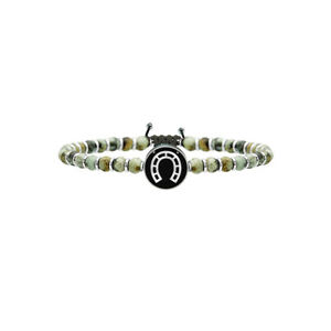 Kidult-Men-039-s-Bracelet-Collection-Symbols-Horseshoe-731214