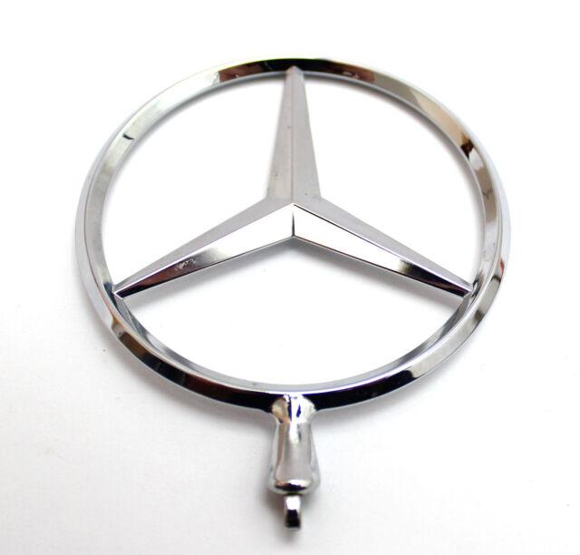 AMG S E mercedes benz sport bonnet badge 57mm C CLK