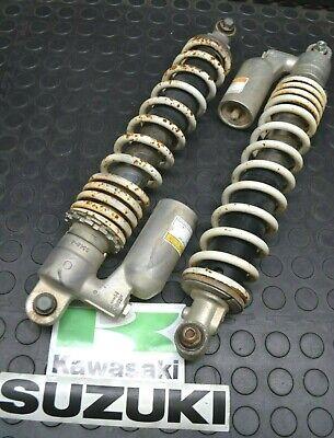 03-07 SUZUKI LTZ400 OEM FRONT SHOCK SHOCKS SET COMPLETE KFX400 2008 DVX400