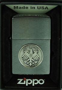 Zippo-Feuerzeug-034-Deutschland-034-Neu-amp-OVP