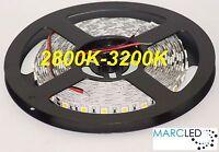 24vdc Smd5050 Led Strip 3000k, 5m (72w, 300leds), Ip20, 60leds/m, 14.4w/m