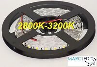 24vdc Smd5050 Led Strip 3000k, 5m (72w, 300leds), Ip20, 60leds/m, 14.4w/m