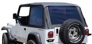 Rampage Frameless All Season Trail Top Fits 92 95 Jeep