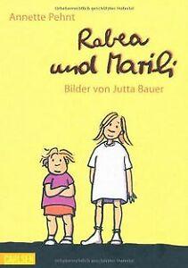 Rabea-und-Marili-von-Pehnt-Annette-Buch-Zustand-gut