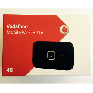 Vodafone-R216-LTE-3G-WLAN-Hotspot-bis-150-Mbits-MiFi-mobile-LTE-Hotspot-schwarz