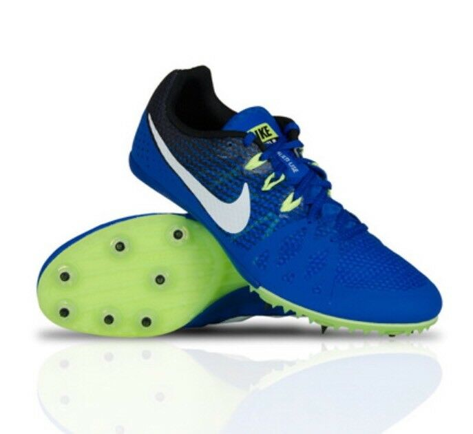 Nike Zoom Rival M 8 Men Track Sprint Spikes Shoes 806555 413 Comfortable The most popular shoes for men and women