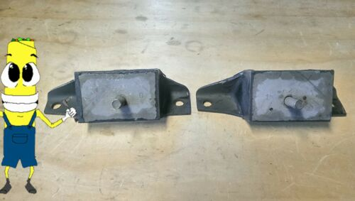 USA Made Motor Mount Kit for Ford Mustang 4.3L 260 Engine 1964 Set of 2
