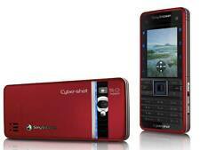 Sony Ericsson Cyber-shot C902 - Red Mobile Phone