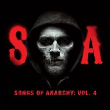 SONS OF ANARCHY (TELEVISION SOUNDTRACK) - SONGS OF ANARCHY,VOL.4  CD NEW+