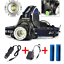 90000LM-Tactical-T6-LED-18650-Headlamp-Rechargeable-Head-Light-Torch-Lamp-Light thumbnail 1