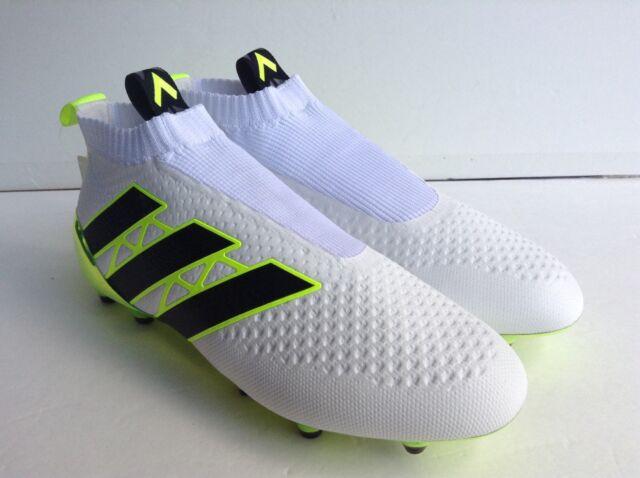 colegio suizo tirano  adidas Ace 16 PureControl FG Women Bb0786 White Size 8 Women for sale  online | eBay