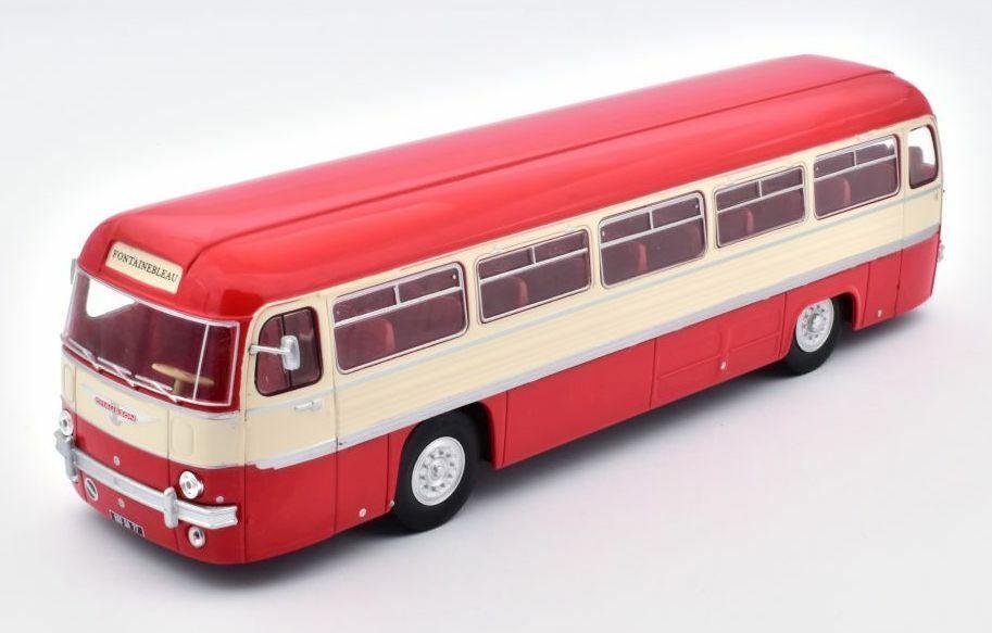 Ixo Hachette 1 43 Chausson Ang Bus Kutsche Fontainebleau Ziel Frankreich 1956