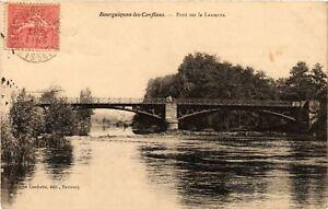 CPA-Bourguignon-les-Conflans-Pont-sur-la-Lanterne-636618
