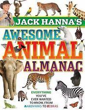Jack Hanna's Animal Almanac by Media Lab Books Editors and Jack Hanna (2017, Paperback)