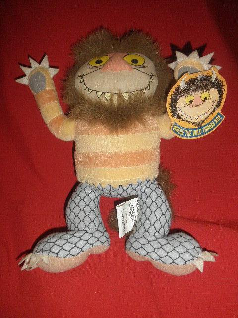 Where the Wild Things  Max 12  2005 w TAG rare