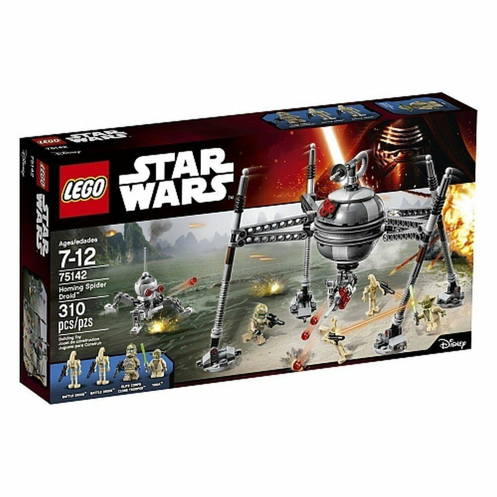 LEGO® Star Wars 75142 - Homing Homing Homing Spider Droid Neu OVP 1c51c7