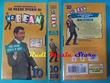VHS film cartonata MR.BEAN 10 Rowan Atkinson 1998 Sigillata FABBRI (F95) no dvd