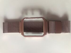 Rose Gold Apple Watch Band And Cover 38mm Ebay
