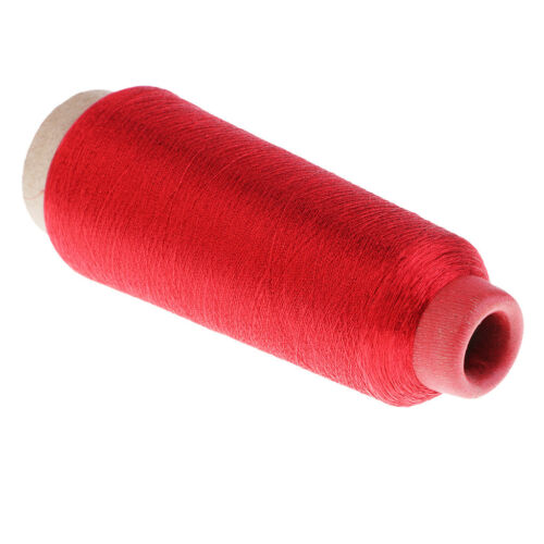 Computer Cross-stitch Embroidery Thread Line Textile Metallic Spool Yarn Woven