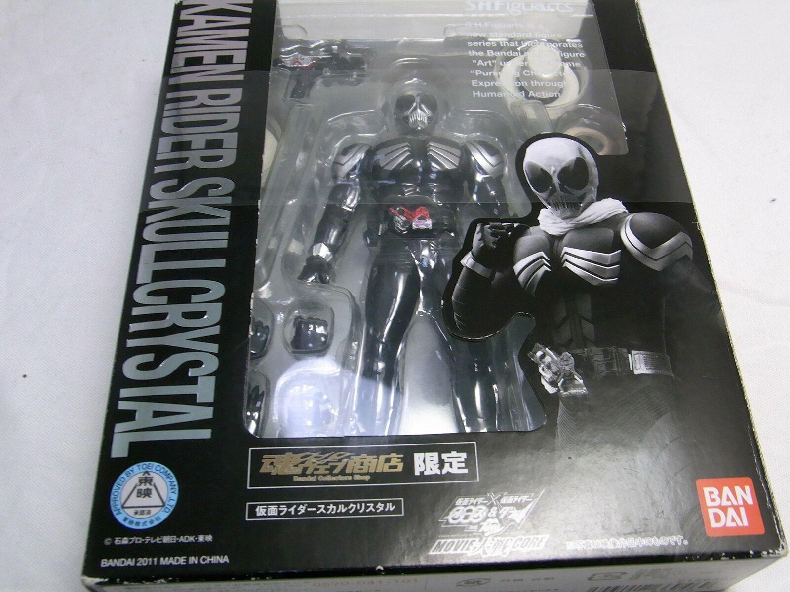 S.H.Figuarts Kamen Rider Skull Crystal