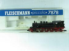 Fleischmann N 7878 Dampflok BR 78 317 SAAR, schwarz B4497