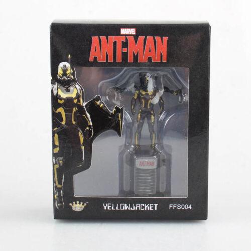NEWLY Movie Action Figure Model Kids Toy Marvel Super Hero Yellow jacket//Ant Man