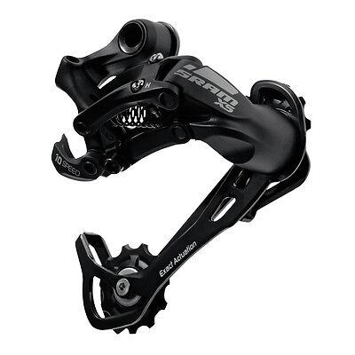 gobike88 New SRAM X5 10 Speed Rear Derailleur, Long Cage, Black, 297g, Z32
