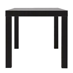 Dorel Home Products Espresso Parsons Coffee Table