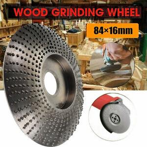 75mm Woodcarving Disc Schleifscheiben Schleifer Fräser HM für Winkelschleifer