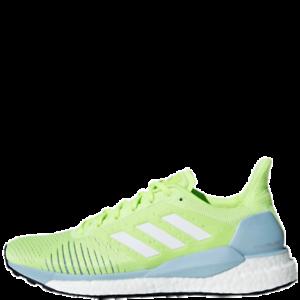 Detalles de Adidas Solar Glide St Para Mujer Zapatos Para Correr Zapatillas Amarillo 2019 D97428 Low Top ver título original