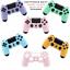 Playstation-PS4-Controller-Case-Gehaeuse-Oberschale-Softtouch-Matt-Modding-Cover Indexbild 1