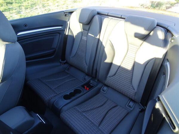 Audi A3 1,5 TFSi 150 Sport Cabriolet billede 7