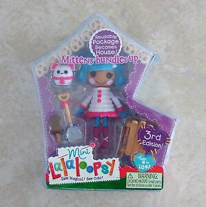 Mittens-Fluff-n-Stuff-Bundles-Up-Mini-Lalaloopsy-Doll-New-4-Series-4-MGA-3rd-Ed