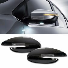 For Cerato Forte 2013-15 LED type side mirror cover Silver color LH RH side 1SET