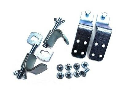 2x Additional Truck Lorry Door Locks Safety Anti-Theft DAF XF95 95XF XF105 XF106