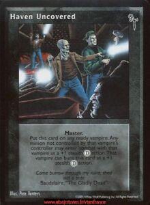 Final Nights Master VTES V:TES Serpentis x4