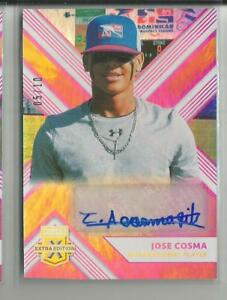 2018-Elite-Extra-Edition-Jose-Cosma-Auto-Autograph-Tie-Dye-Card-ed-5-10
