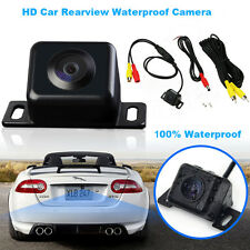 170° HD Waterproof Wide Night Vision Car Reverse Camera/Rear View Parking Sensor