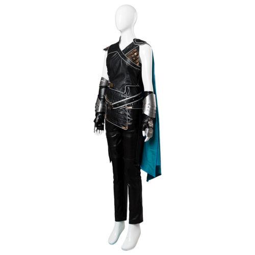 The Avengers Thor 3 Valkyrie Cosplay Kostüm ohne Schuhe Karneval Halloween