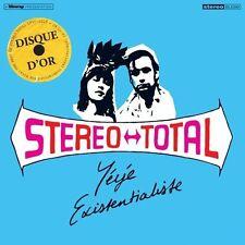STEREO TOTAL - YEYE EXISTENTIALISTE 2 VINYL LP NEU