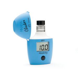 Hanna-Photometer-HI772-Checker-Alkanitaet-dKH-Meerwasser-25-Testreagenzen